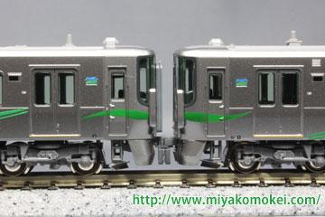 カトー 10-1437 あいの風とやま鉄道521系 TNカプラー化